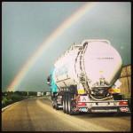 Regenbogen @ A6 || Tim Wullbrandt