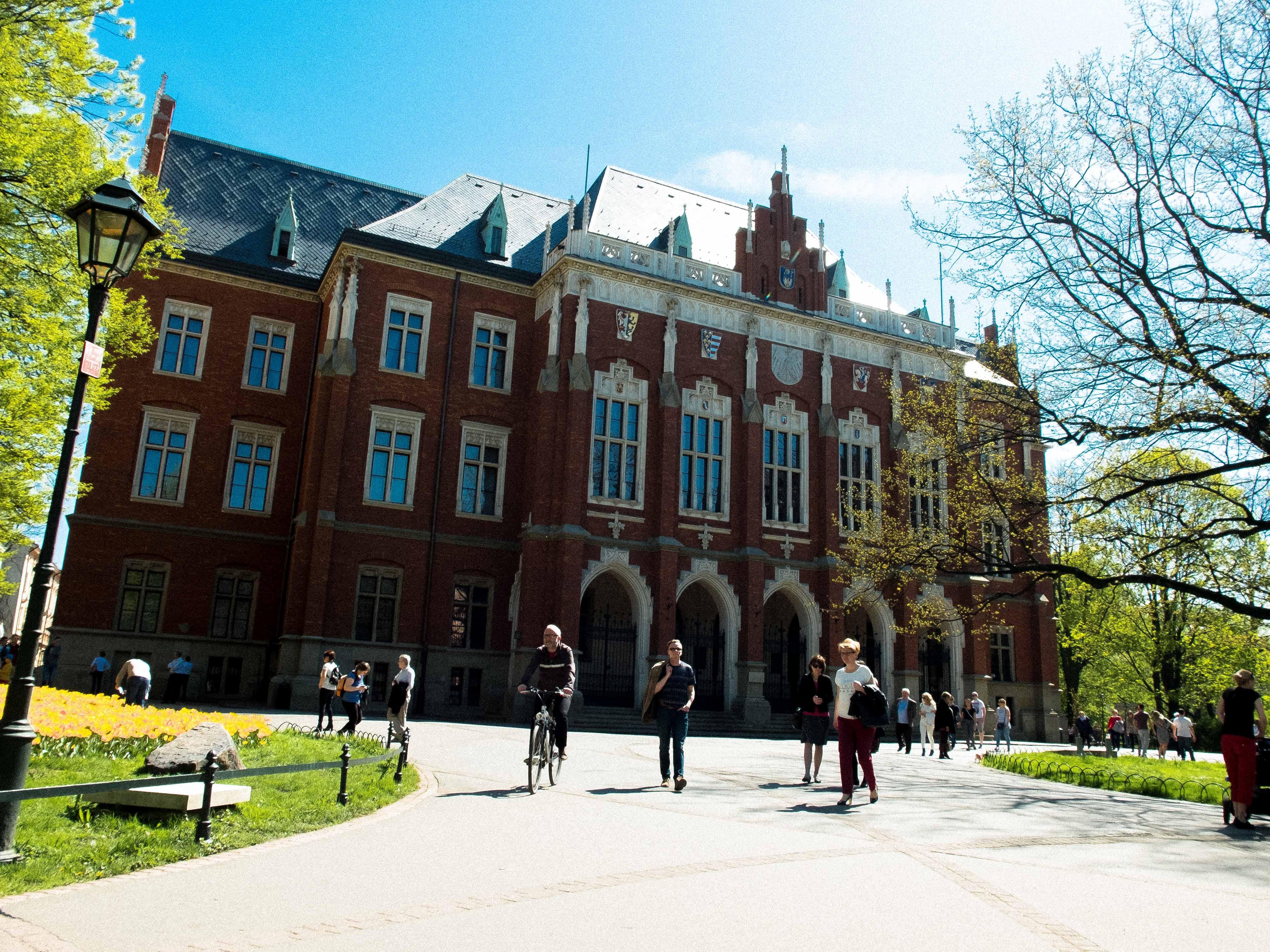 Jagiellonen Universität Krakau
