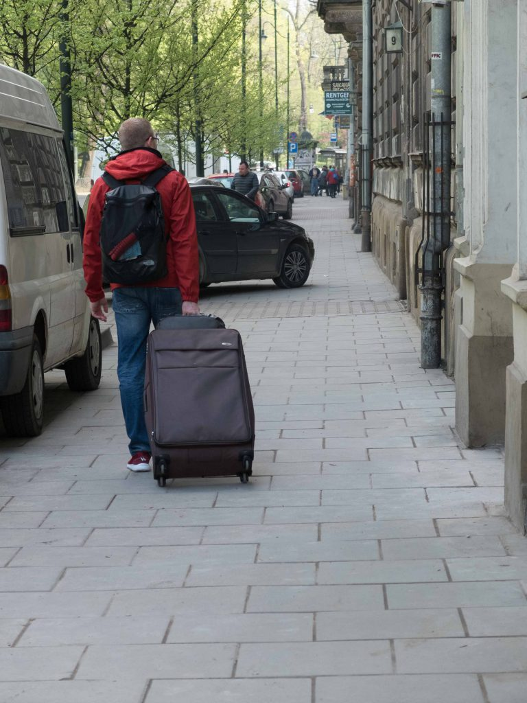 Heimreise aus Krakau