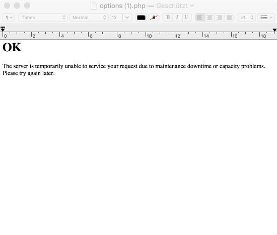 Wordpress lädt keine Bilder hoch