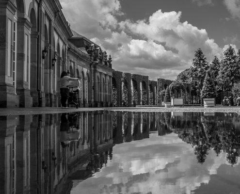 Reflections - Schloss Schwetzingen - Tim Wullbrandt