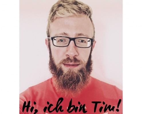 Ich bin Tim